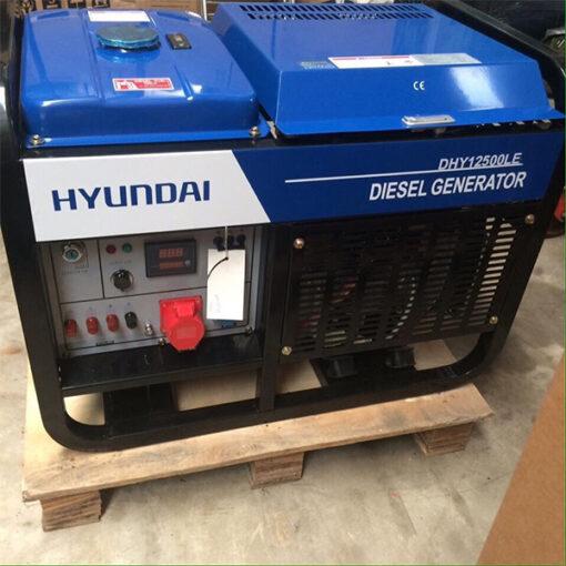Máy phát điện 10kw chạy dầu 1pha. DHY-12500LE 1