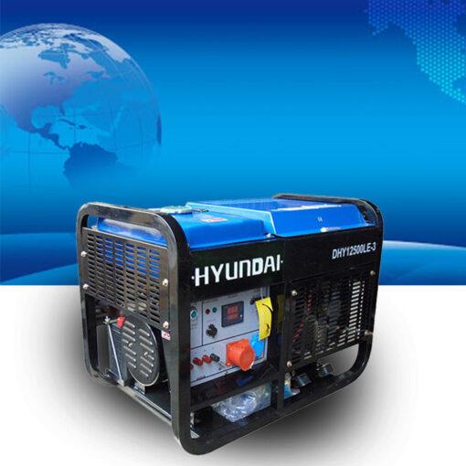 HYUNDAI DHY-12500LE-3