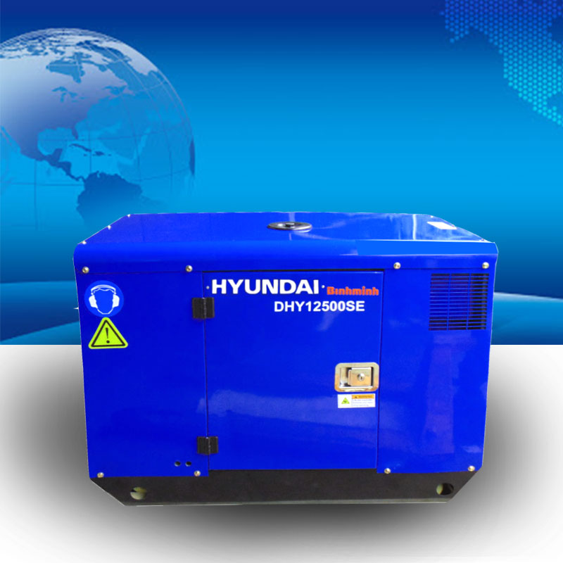 HYUNDAI HY-12500SE
