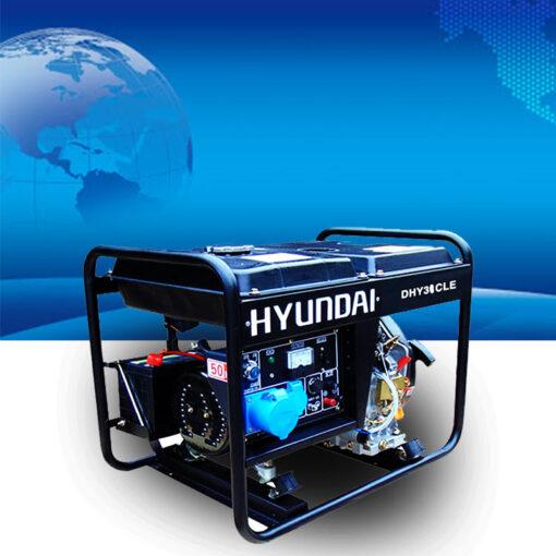 HYUNDAI DHY-36CLE