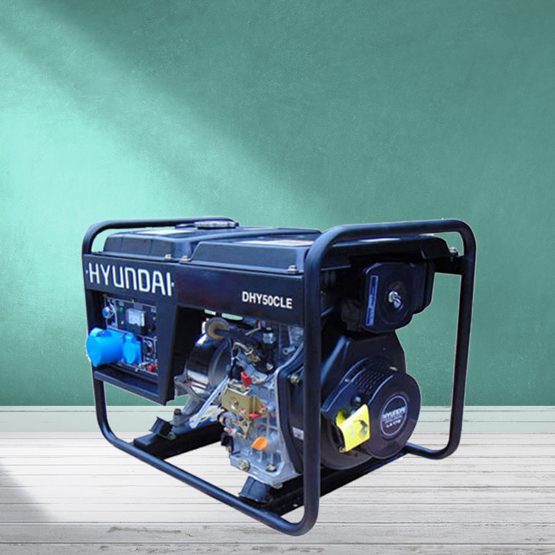 Máy phát điện chạy dầu 4kw. DHY-50CLE