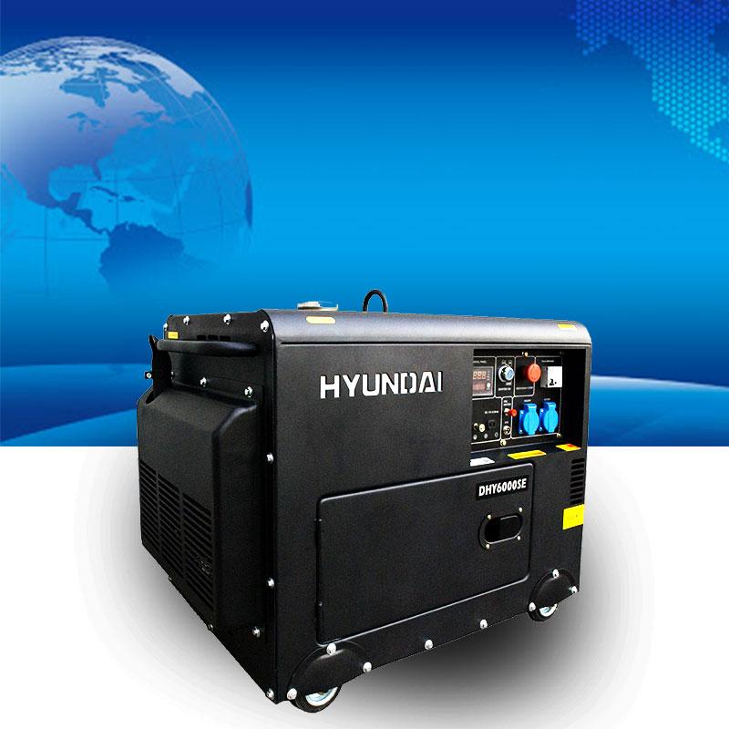 HYUNDAI DHY-6000SE