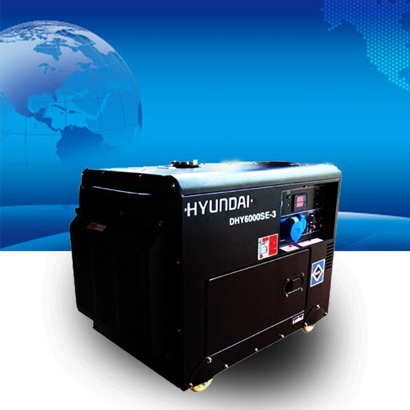 HYUNDAI DHY-6000SE-3