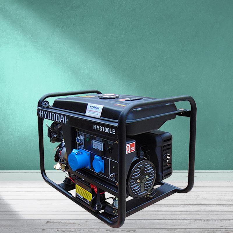 máy phát điện hyundai HY-3100LE