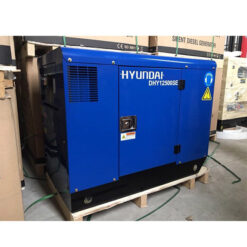 Máy phát điện 10kw chạy dầu 1pha. DHY12500SE 2