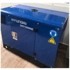 Máy phát điện 10kw chạy dầu 1pha. DHY12500SE 3