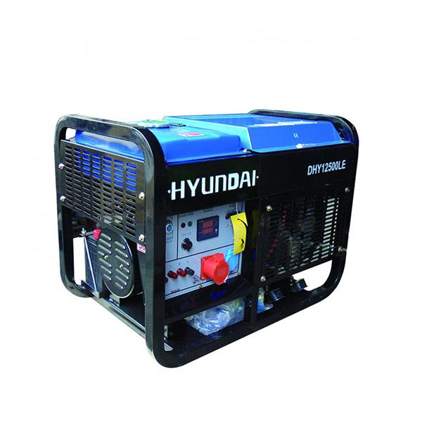 Máy phát điện 10kw chạy dầu 1pha. DHY-12500LE