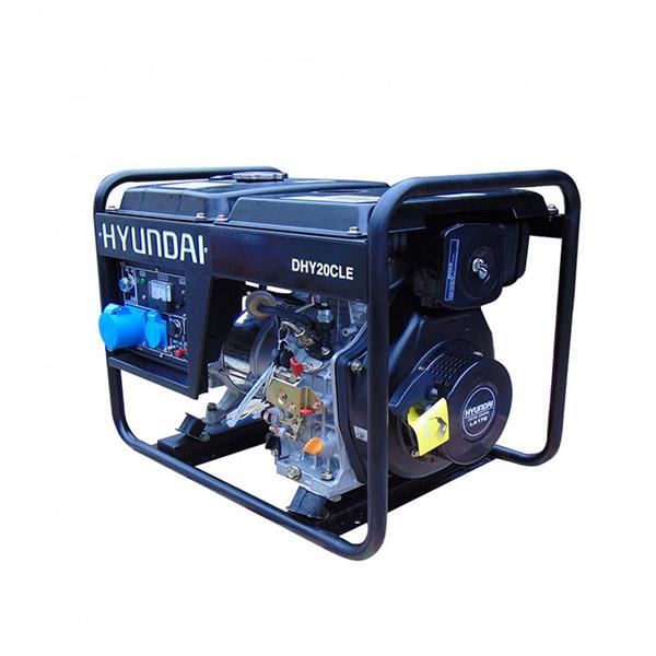 Máy phát điện chạy dầu 2kw.DHY-20CLE 3