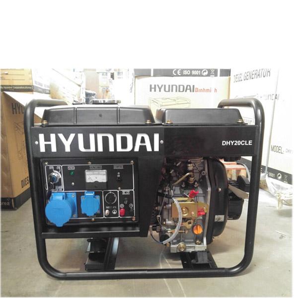 Máy phát điện chạy dầu 2kw.DHY-20CLE