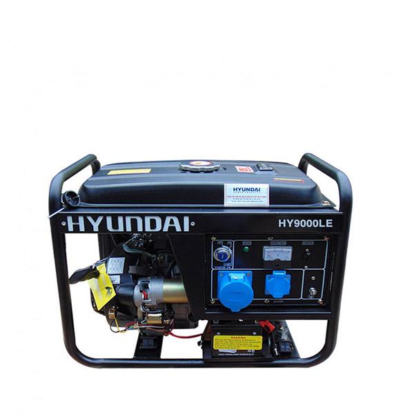 Máy phát điện 6kw. Hyundai HY-9000LE