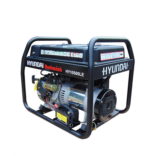 Máy phát điện 8kw. Hyundai HY-10500LE 1