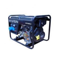 Máy phát điện chạy dầu 5kw. DHY6000LE T