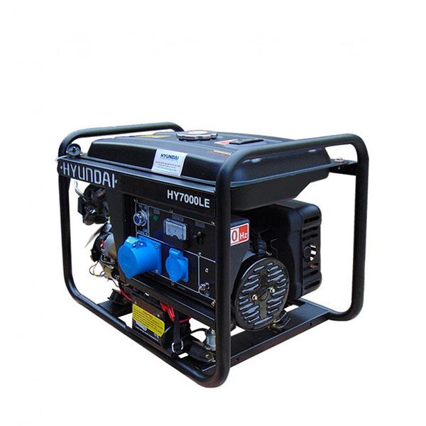 Máy phát điện gia đình 5kw. HY7000LE 2