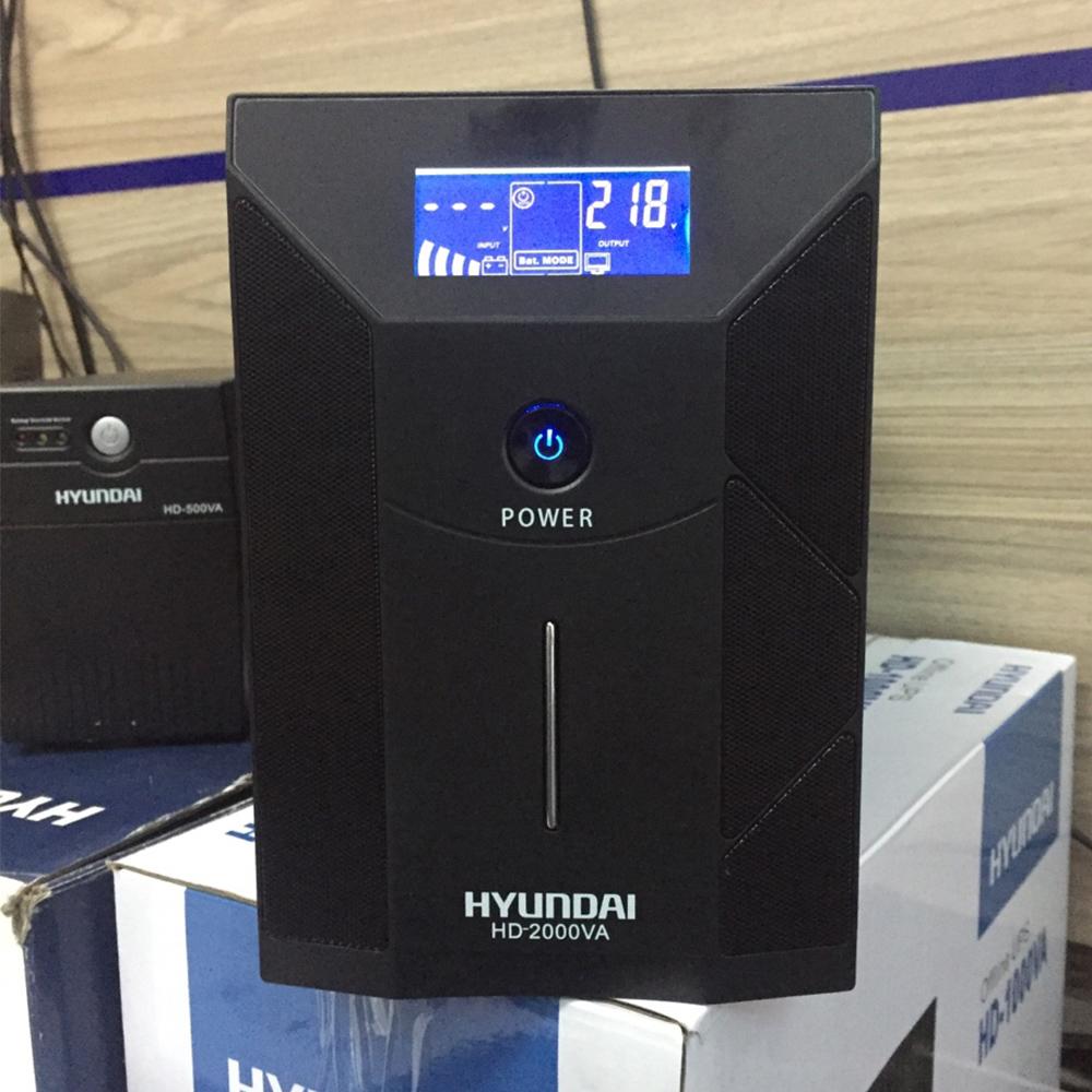Bộ lưu điện UPS 2000VA HD-2000