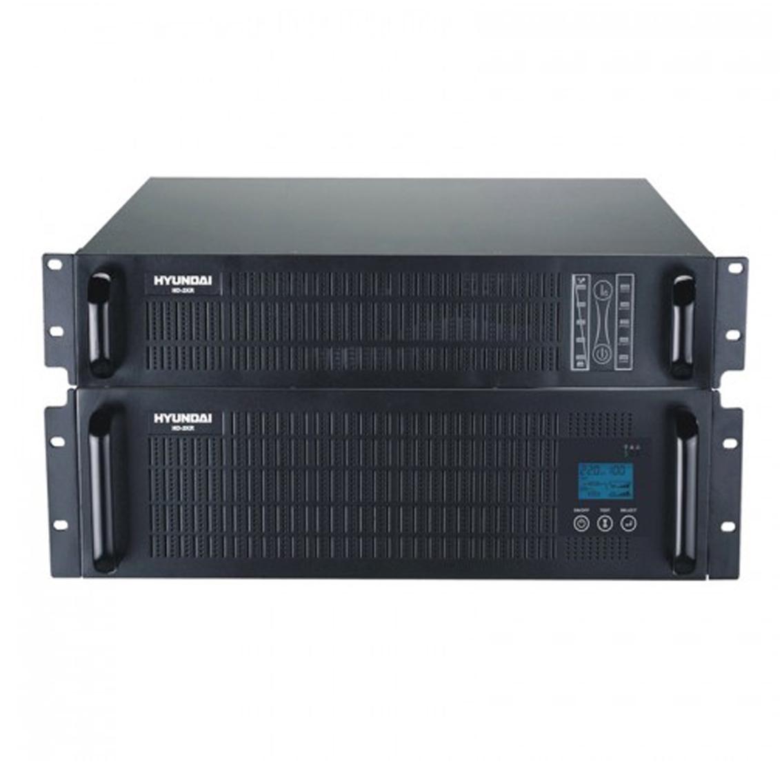 UPS Rack Online 1KVA Hyundai HD-1KR